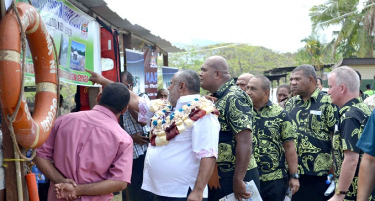 Fiji Marks World Maritime Day