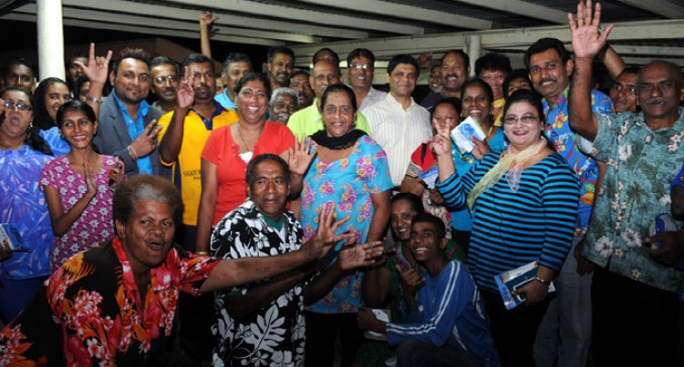 Voters Turn To FijiFirst