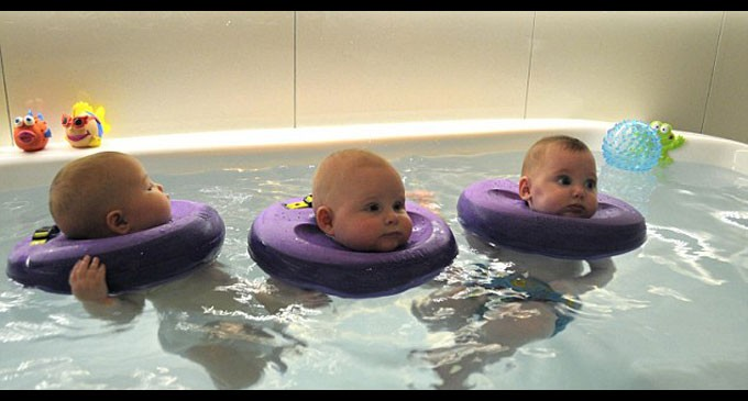 London Spa For Pampering Babies