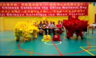 Chinese Community Celebrate National Day