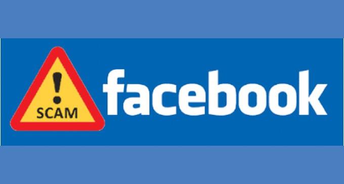 Beware Of Facebook Scam