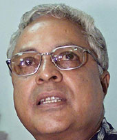 Fiji Labour Party leader Mahendra Chaudhry