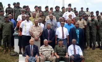 RFMF Backs New Govt