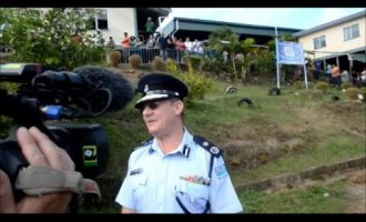 Police Commissioner On Elections security