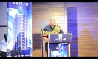 Suva Will Not Burn, Says PM