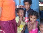 Water Back  in Lami