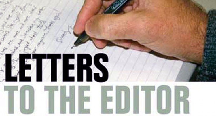 Letters To The Editor October 29, 2014