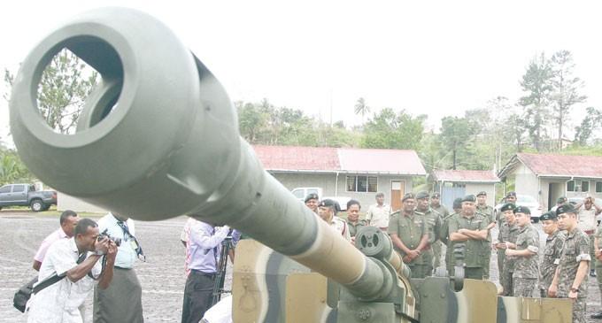 Guns For Fiji