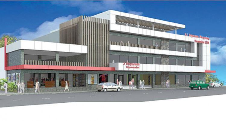 $7 Million Modern Shopping Complex For Savusavu Town