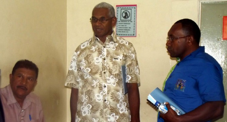 Tuidraki And Others Charged By FICAC