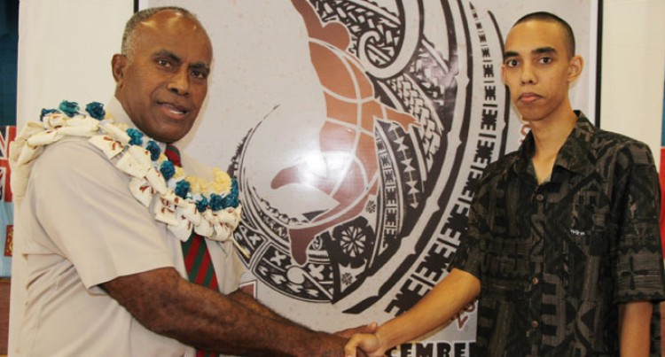 Praise For Basketball Fiji