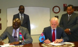 Fiji, Gambia Establish Diplomatic Relations