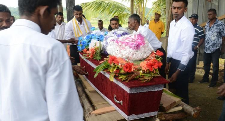 Stabbing Victim,14, Cremated