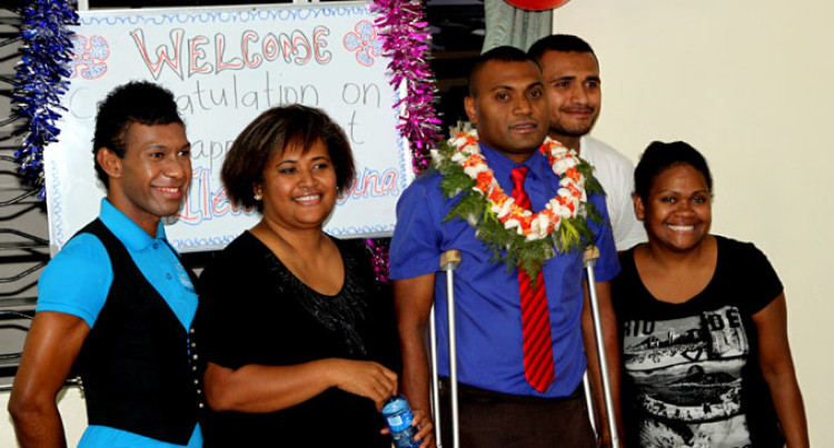 Disability Not A Barrier: Delana