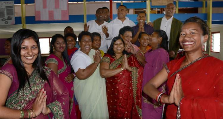 Methodist School Joins Festivity