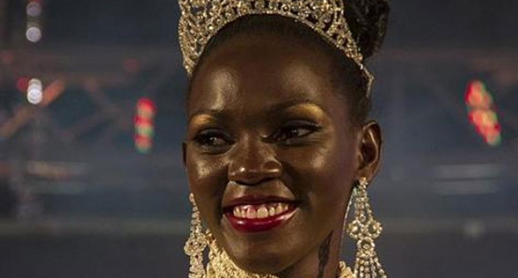 Beauty Pageant Promotes Farming
