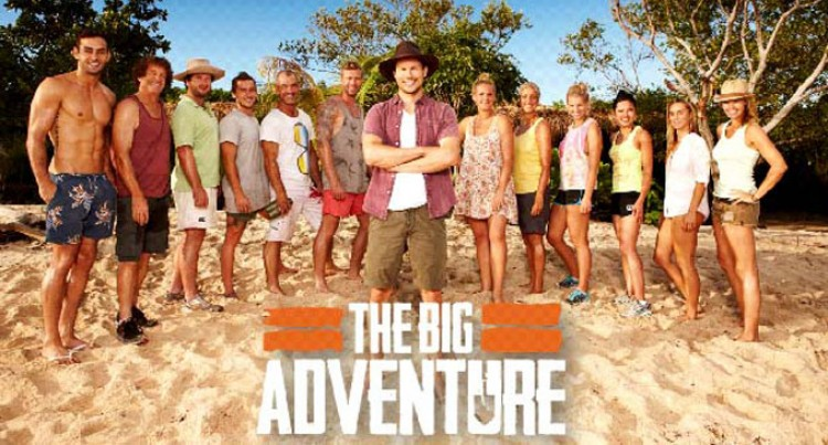'The Big Adventure' Premier A Hit