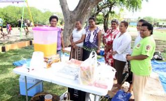 Group Bond At Suva Park