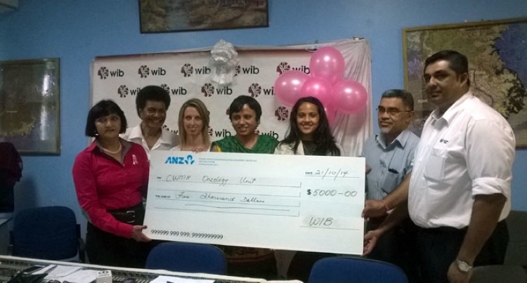 Women Help  Cancer Patients