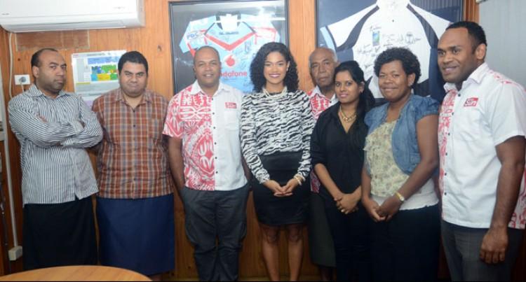 Charlene Thanks Fiji Sun
