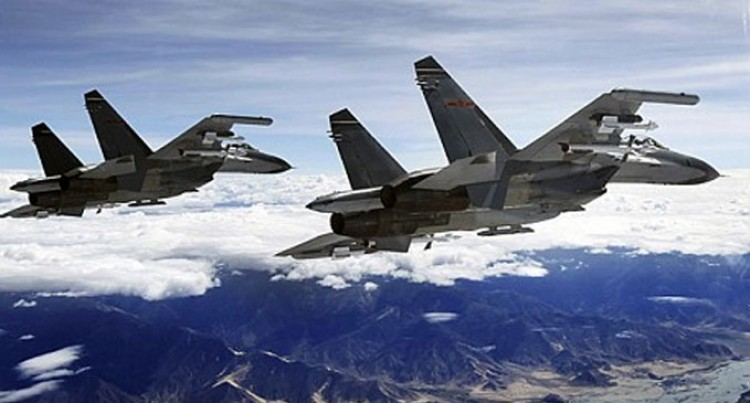 China Tests New-Generation Military Planes, Report Says