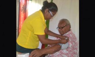 Health Experts Visit Namoli Village