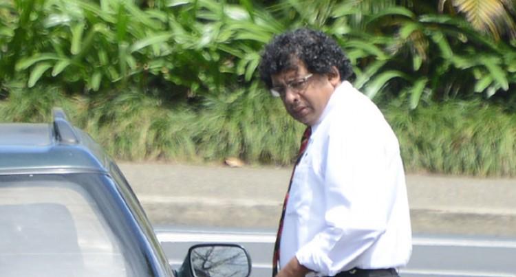 Former FRU Manager Sentencing Moved