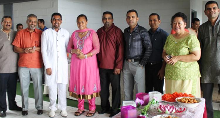 Courts Staff Celebrate Diwali