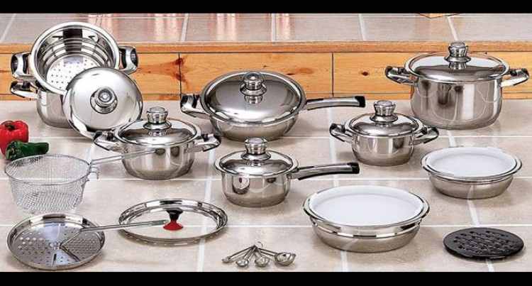 Cash Out On New Cookware