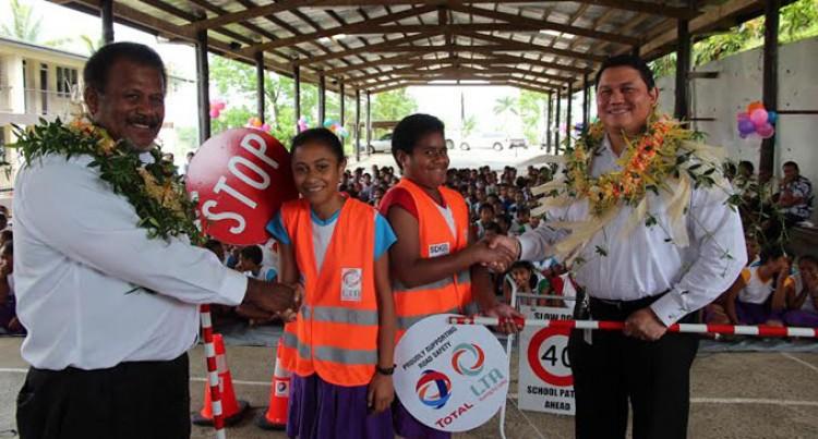 Total Fiji, LTA Help  Dilkusha Girls School