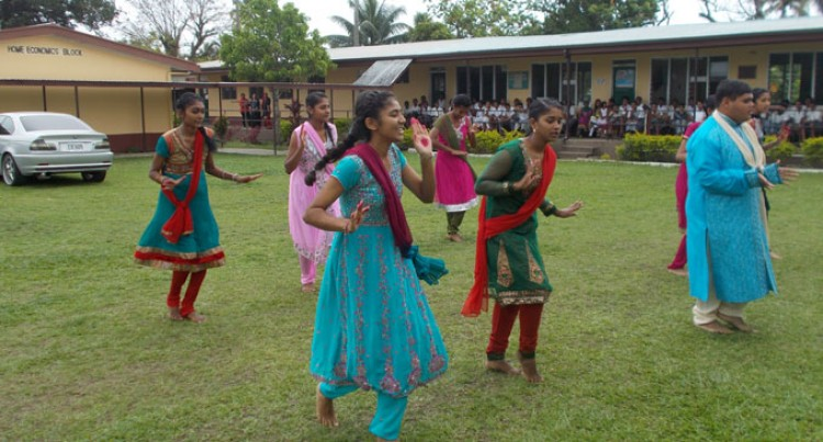 Nausori High Celebrates Diwali