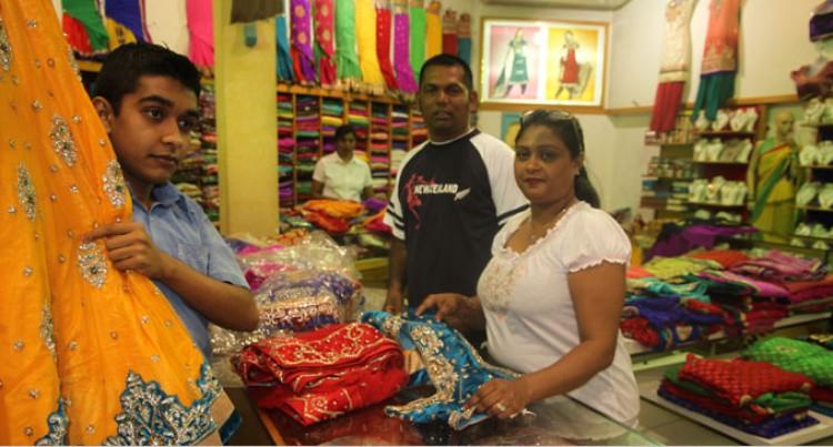 Shopping For Diwali