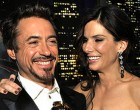 Downey Jr, Bullock Highest Paid Stars