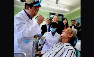 China Dentists Here To Help