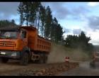 Road Works Progressing Well