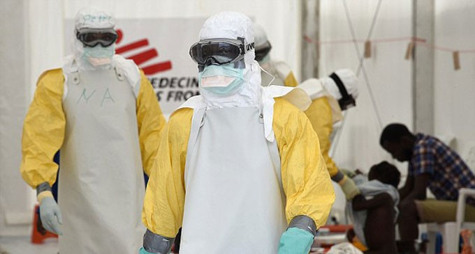 Survivalists Prepare For Arrival Of Ebola Epidemic