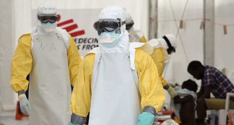 Survivalists Prepare For Arrival Of Ebola Epidemic