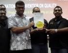 FEA's Team Kaizen Takes Gold Award