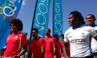 Scotland Prepare To Face Fiji In Gold Coast