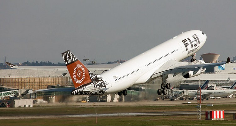 Fiji Airways Ranks 5 on World's Coolest Airline Exterior Designs