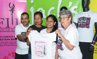 Fiji Cancer Society-Western Overwhelmed By Support