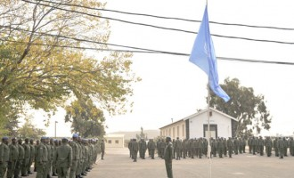 Our Golan Troops Mark Fiji Day