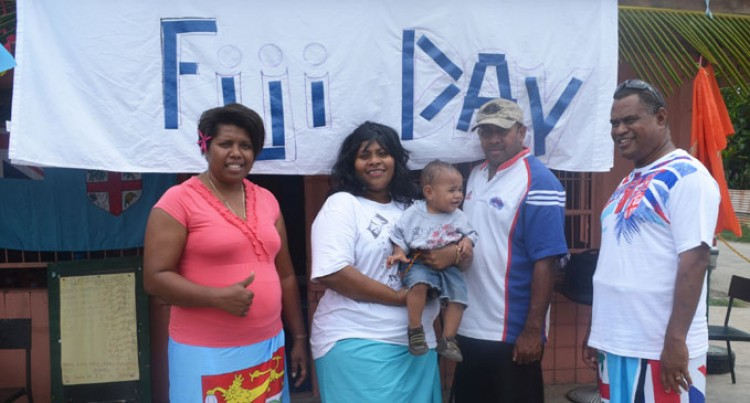 Fijians Mark Day In Tonga
