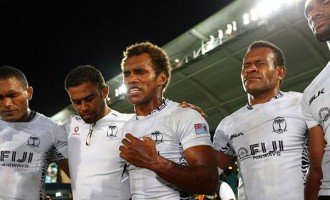 Congratulations: Vodafone Fiji 7s team