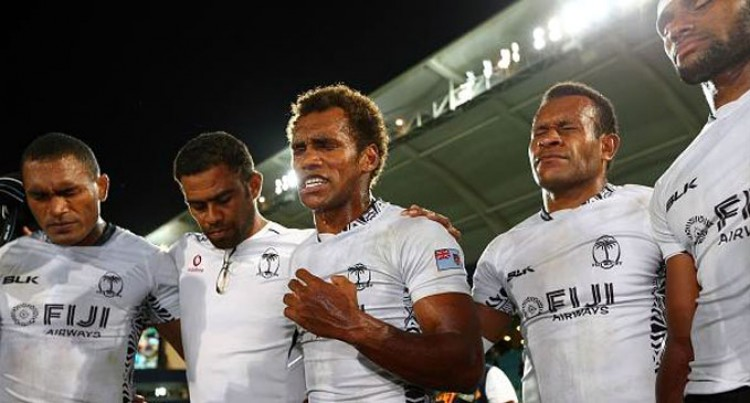 Congratulations: Vodafone Fiji 7s team