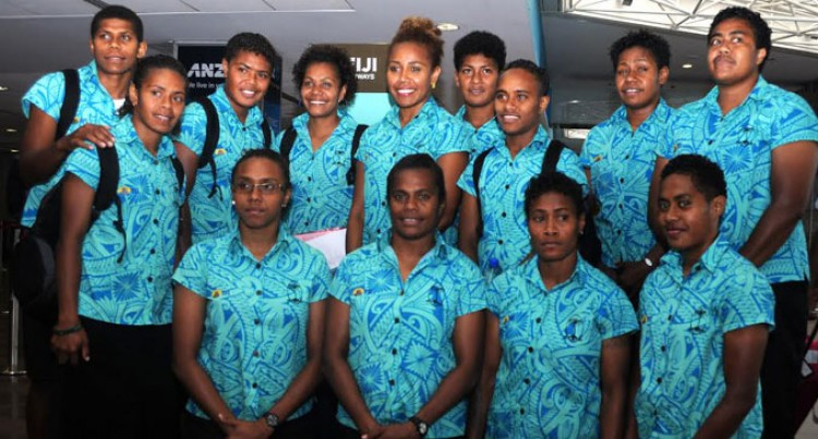 Fijiana Leave Minus Coach