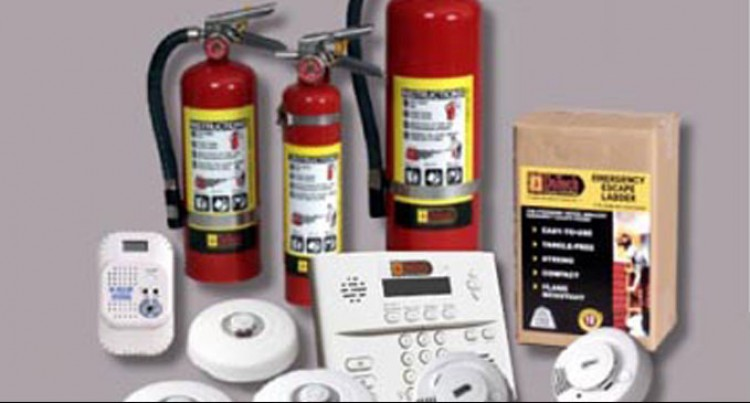 Fire Safety Measures At Home