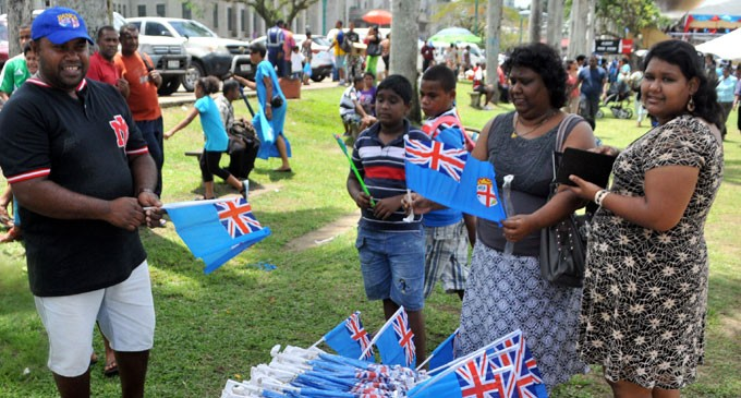 Kerry Congratulates Fiji