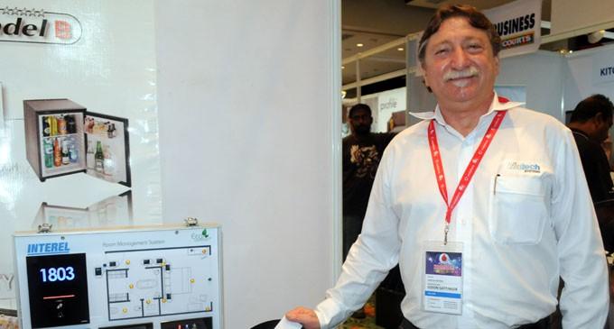 International Exhibitor Happy With HOTEC Response