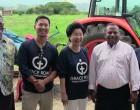 Grace Road Food Starts Planting Rice
